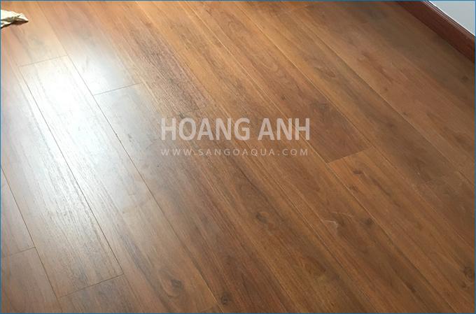 Công trình sàn gỗ Egger Pro Aqua EPL066