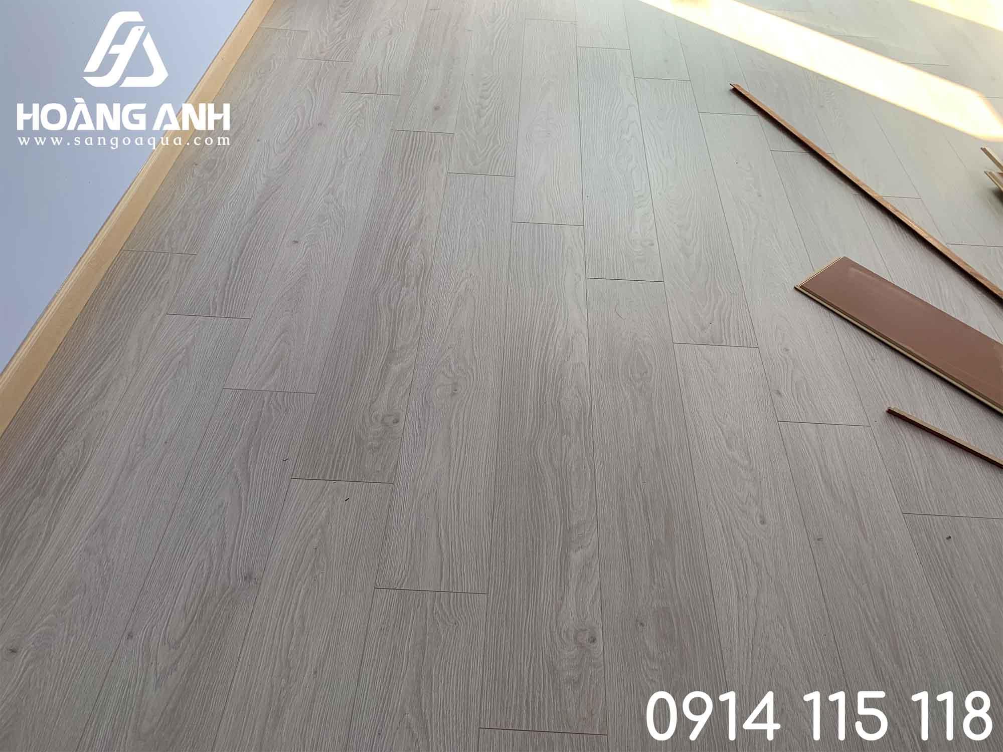 Công trình sàn gỗ Egger EPL143 12mm