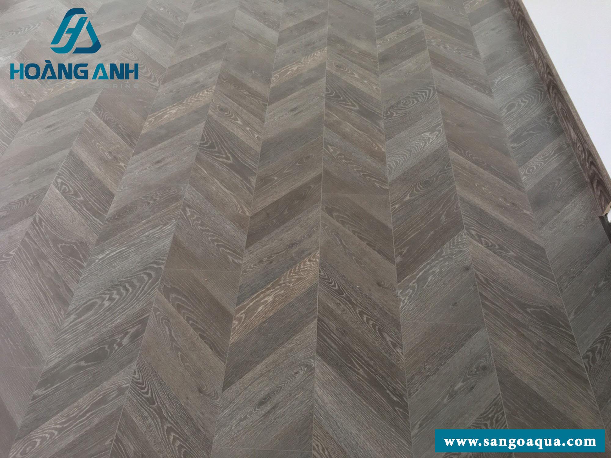 Công trình sàn gỗ Egger Pro Kingsize EPL010