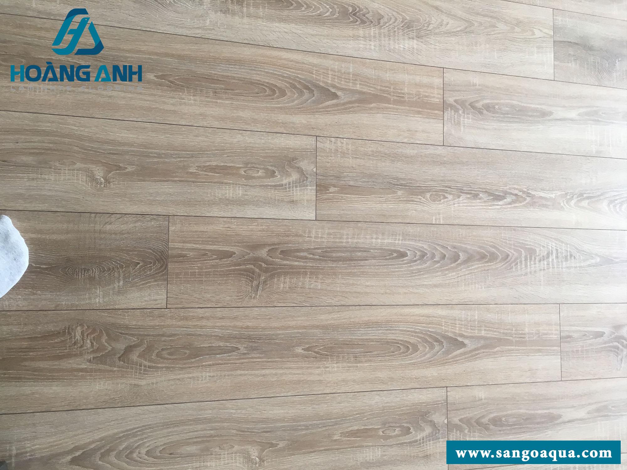 Công trình sàn gỗ Egger EPL035 chung cư