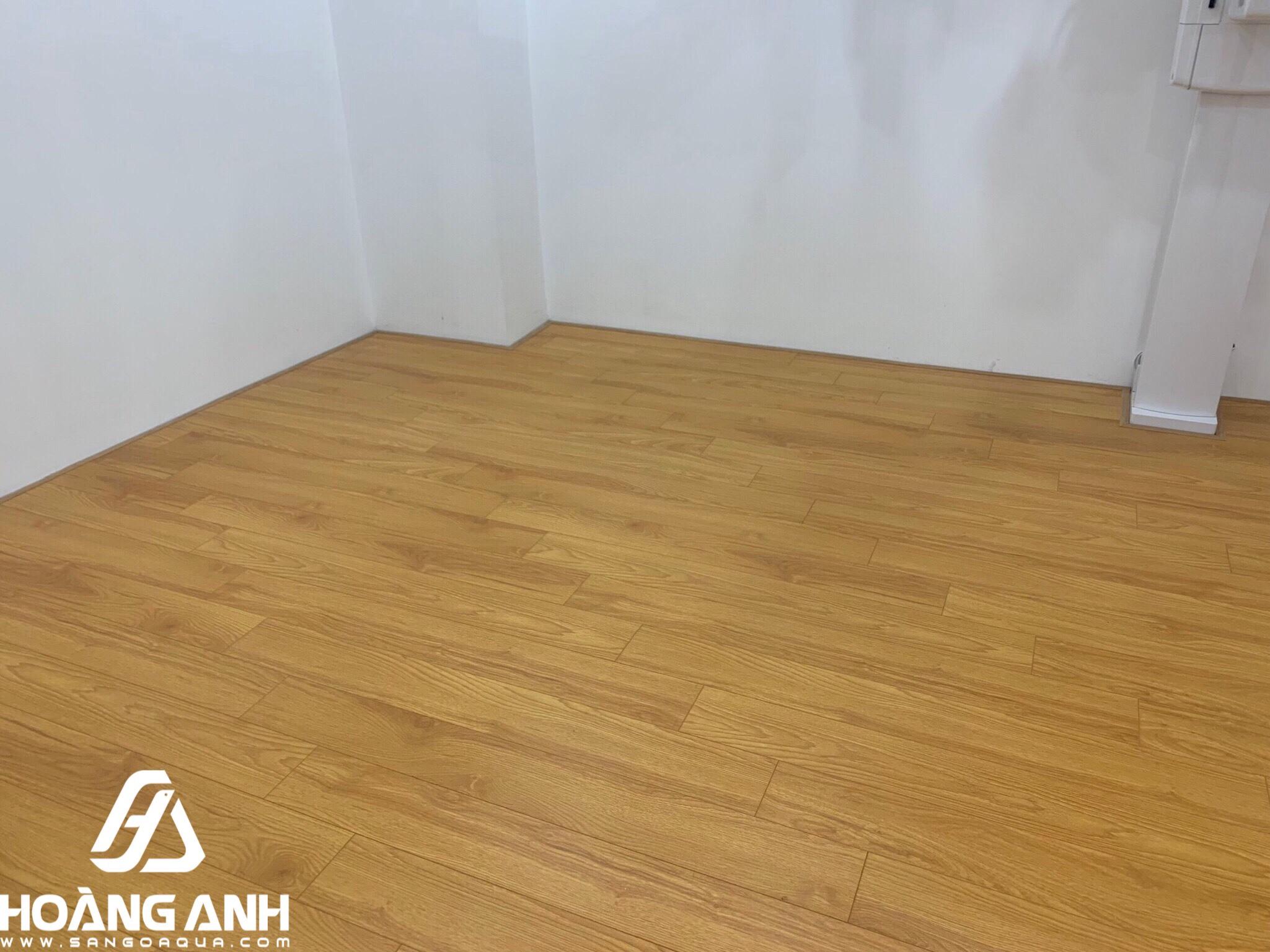 Công trình sàn gỗ Galamax HG603