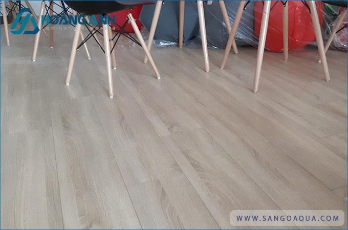 Công trình sàn gỗ Kosmos New S293
