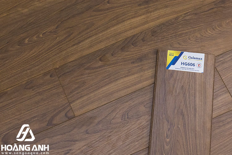 Sàn gỗ Galamax HG606