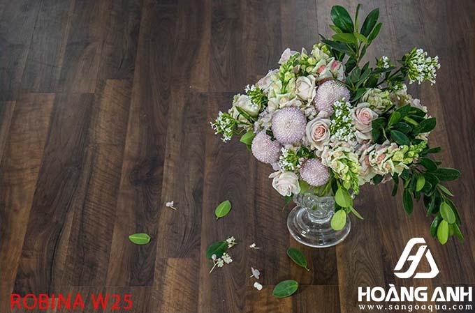 Sàn gỗ Robina Malaysia W25