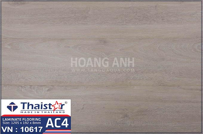 Sàn gỗ ThaiStar 8mm 10617