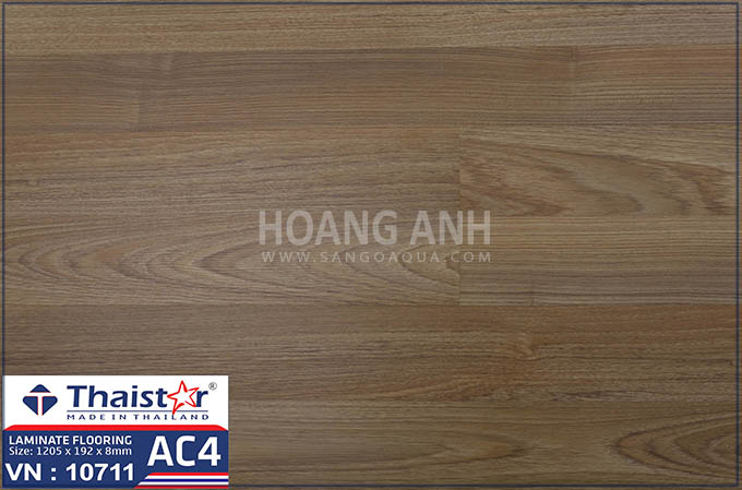 Sàn gỗ ThaiStar 8mm 10711