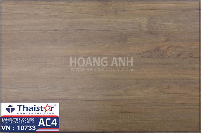 Sàn gỗ ThaiStar 8mm 10733
