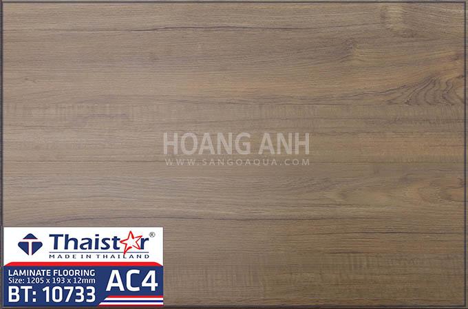 Sàn gỗ ThaiStar 12mm 10733