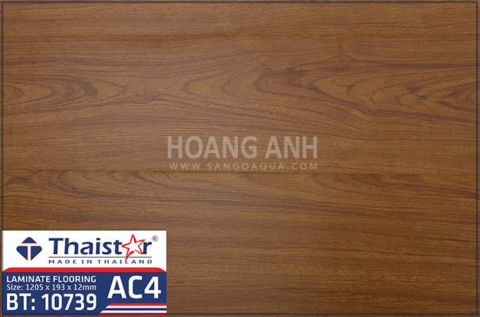 Sàn gỗ ThaiStar 12mm 10739