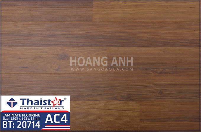 Sàn gỗ ThaiStar 12mm 20714