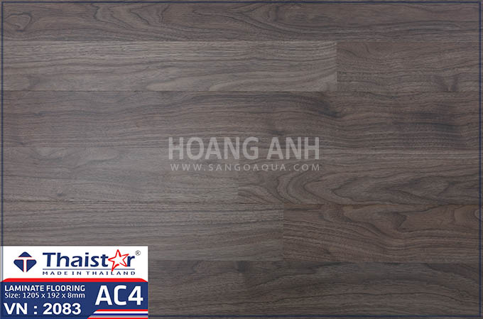 Sàn gỗ ThaiStar 8mm 2083