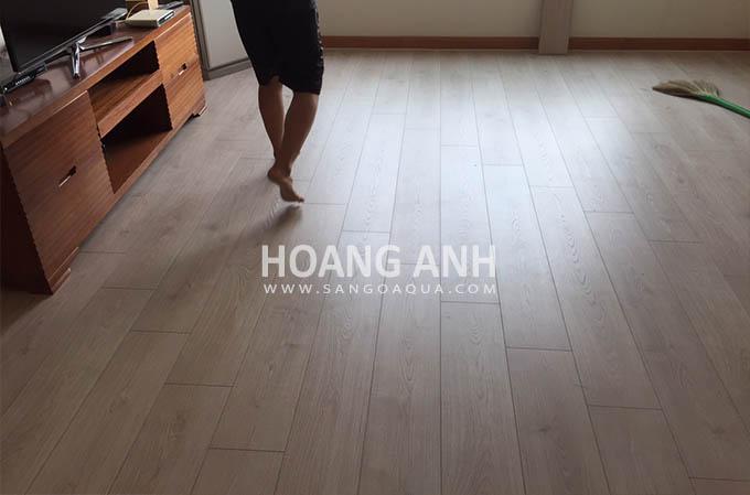 Công trình sàn gỗ Egger Aqua 2350