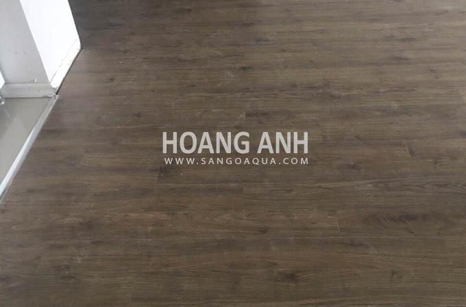 Công trình sàn gỗ Egger 11mm H1068