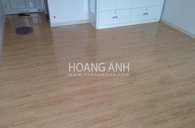công ty sàn gỗ Hoàng Anh