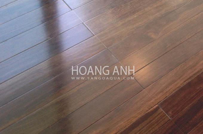 Sàn gỗ Chiu Liu ấn tượng