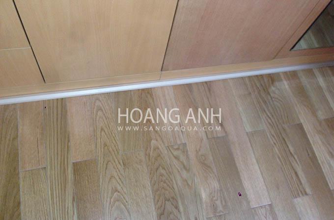 Sàn gỗ Sồi cao cấp