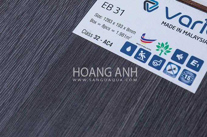 Sàn gỗ Vario công nghệ cao