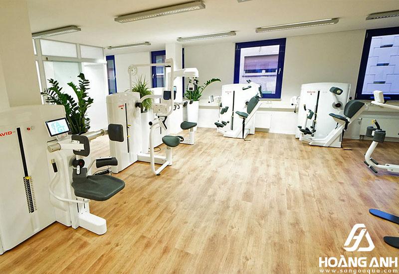 Sàn gỗ AGT thân thiện với sức khỏe con người