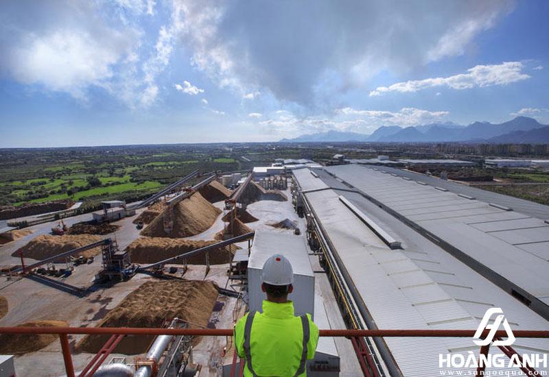 Nhà máy sàn gỗ AGT hàng đầu Châu Âu